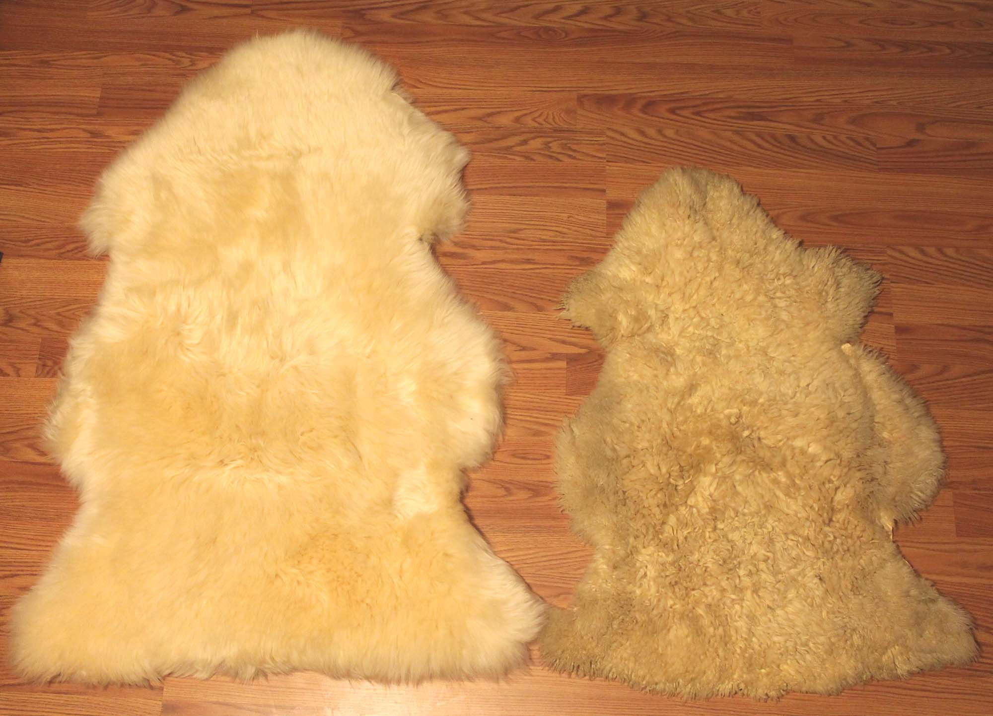 Large Selection Of 100 Merino Wool Sheepskins For Your