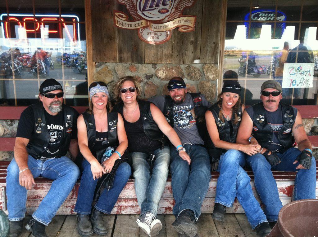 2011 Sturgis road trip crew