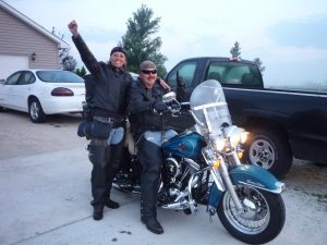 finally heading out sturgis 2011