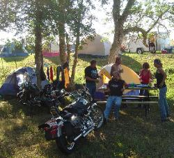 lamphere campground sturgis south dakota