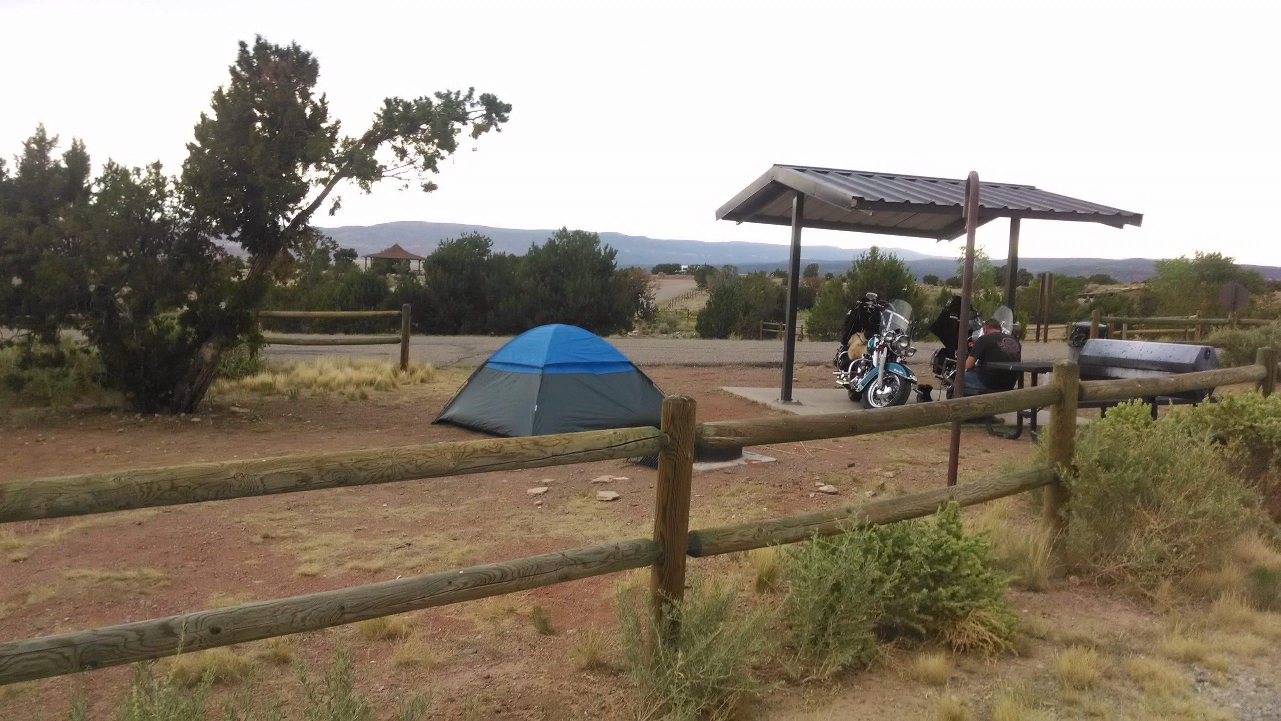 New Mexico campground
