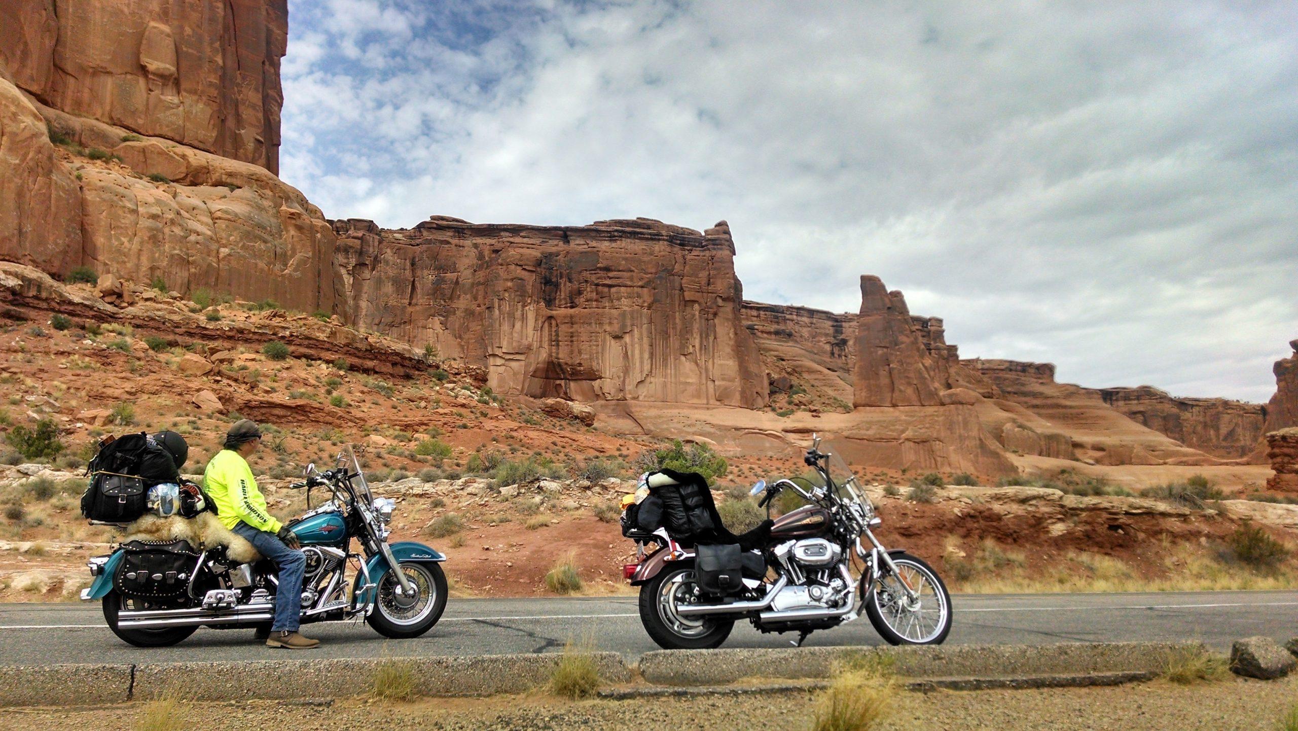 Arizona on the way to the Grand Canyon