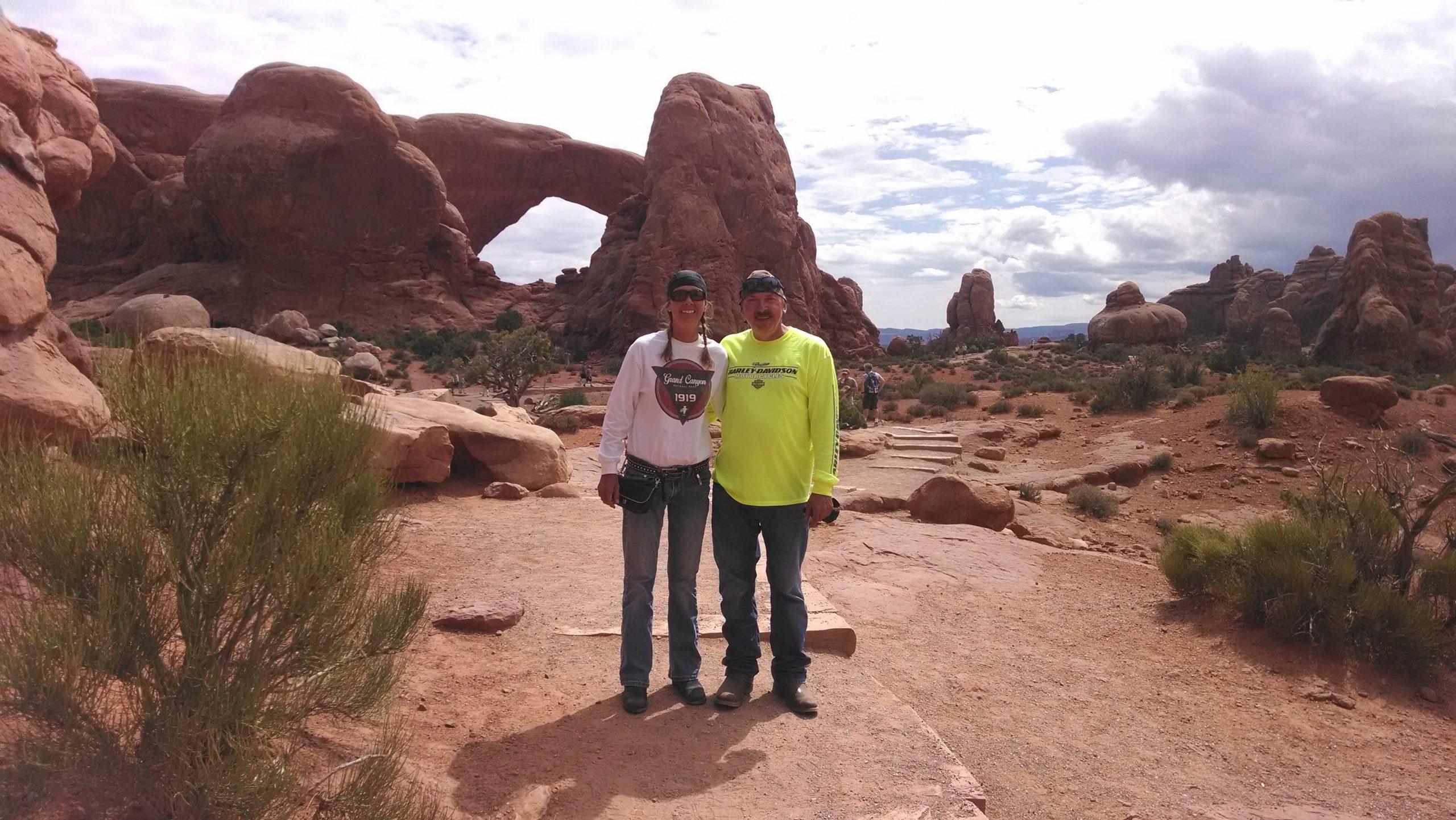 Arches in Utah