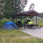 Ridgeway Colorado camp